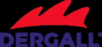 Dergall - logo